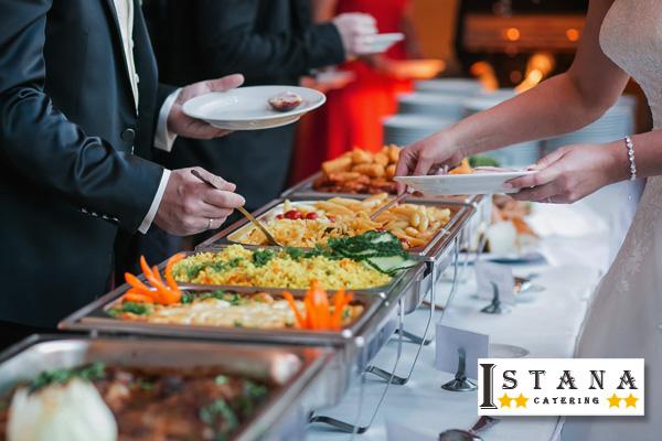 Catering prasmanan murah di  Bekasi
