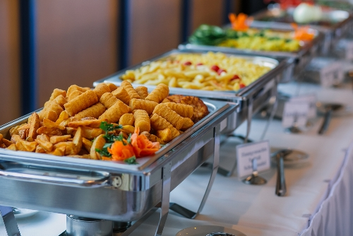 Catering prasmanan murah di  Cicau Bekasi