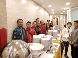 Catering prasmanan di Jakarta