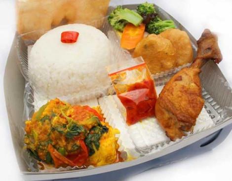 081285706910 | Pesan catering nasi box di  Mampang Prapatan, jakarta selatan