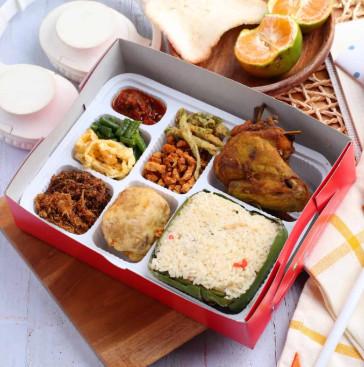 Pesan catering nasi box di Bandung