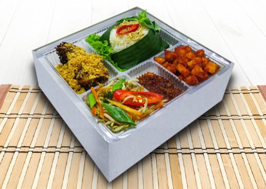 Pesan catering nasi box di daerah Dago Bandung