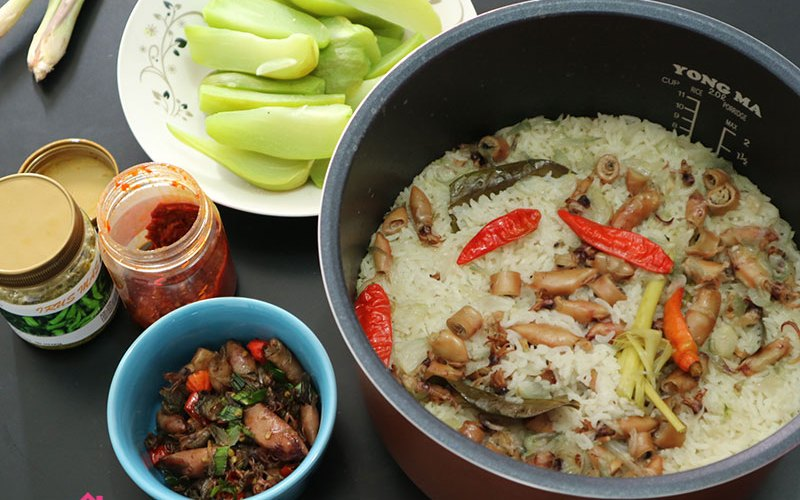 Cara Membuat Nasi Liwet Sunda Sederhana Dengan Mudah