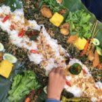Catering Nasi Liwet Daun Pisang